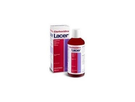 Lacer Lacer Chlorhexidine Mouthwash 200 ml periodontitis
