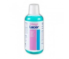 Mouthwash GingiLacer delicate gums Lacer 1000 ml