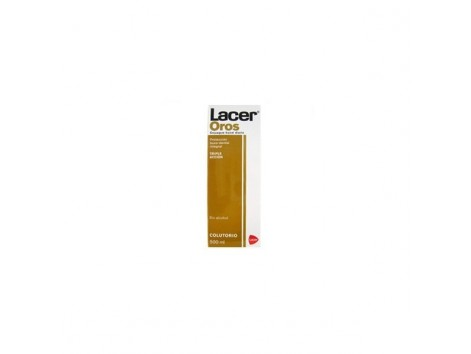 Oros Lacer Mouthwash 200 ml