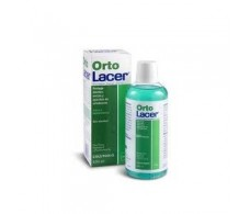 OrtoLacer Lacer Orthodontic Mouthwash 500ml Mint