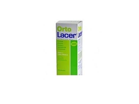 OrtoLacer Lacer Orthodontic Mouthwash 500 ml fresh lime