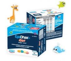 EpaDhax Kids 550mg 80 cápsulas