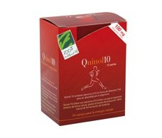 100% Natural Quinol October 60 capsules