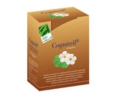 100% Natural 60 capsules Cognitril