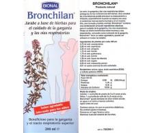 Bronchi Bronchilan Bronilan Bional 200ml