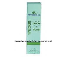 Loción capilar Plus de Tepezcohuite. 250 ml. Nutrinat