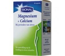 Bional Magnesium-Calcium 40 Capsules