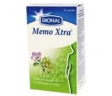Bional Memo Xtra 40 cápsulas