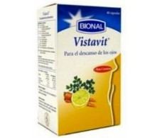 Oguvit Vistavit Ollos Bional 40 cápsulas