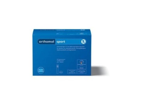 Orthomol Sport 7 ampoules