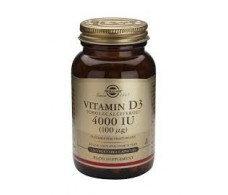Solgar Vitamina D3 4000UI (100mcg) 120 caps