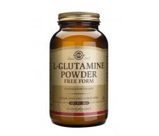 Solgar L-Glutamina polvo 200gr