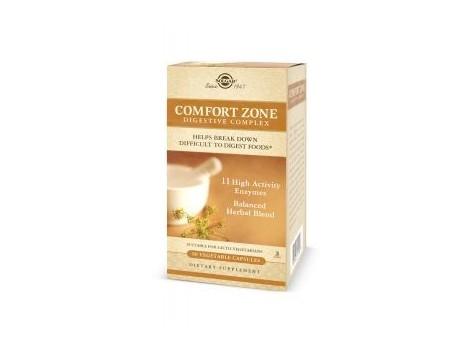Solgar Digestive Comfort Zone Complex 90 capsules