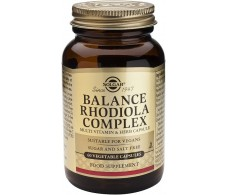Solgar Balance Rhodiola Complex 60 capsules