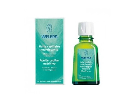 Weleda Conditioner Hair Oil 50ml