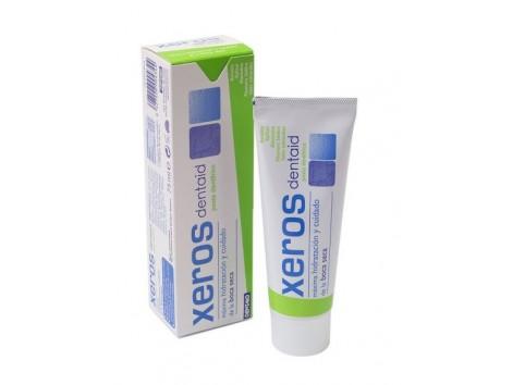 Xeros Dentaid toothpaste 75ml
