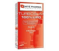 Forte Pharma 100% Destock 30 cápsulas . Te verde