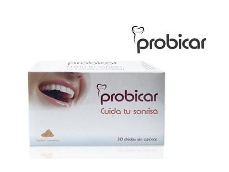Probicar 30 sugarless gum with xylitol