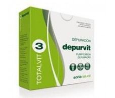 Soria Natural Totalvit 03 Depurvit 28 tablets