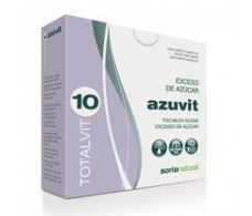 Soria Natural Totalvit 10 Azuvit 28 tablets