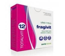 Soria Natural Totalvit 12 Fragivit 28 comprimidos