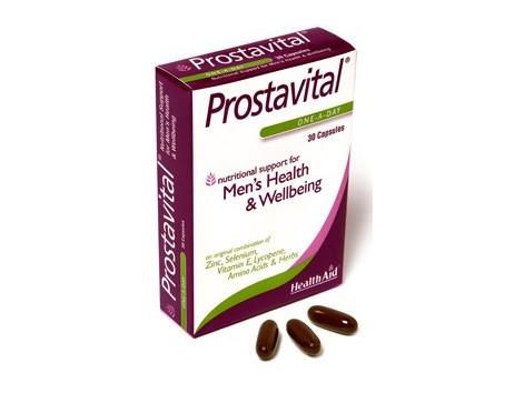 Health Aid 30 capsules Prostavital. Prostate problems. Healt