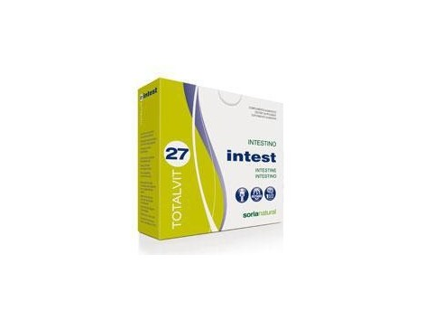 Soria Natural Totalvit 27 Intest 28 tablets