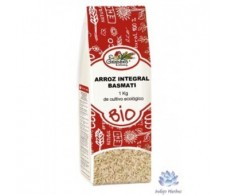 The Barn BASMATI BROWN RICE BIO 500 g