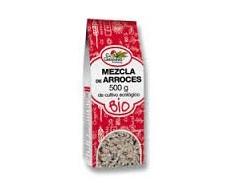 El Granero MEZCLA DE ARROCES BIO, 500 g