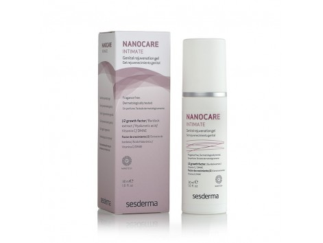 Intimate NANOCARE sesderma Genital Rejuvenation Gel 30ml