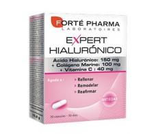 Expert Hyaluronic Forte Pharma 30 capsules