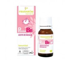 Pranarom PranaBB immune massage 10ml
