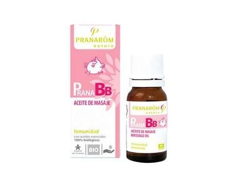 Pranarom PranaBB immune massage 10ml