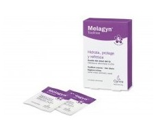 Gynea Melagyn ® wipes impregnated 14 envelopes