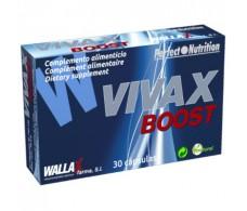 Wallax Vivax Boost 30 cápsulas