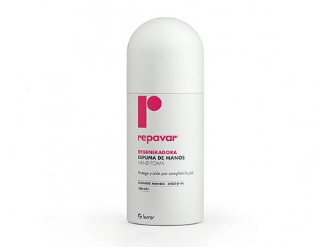 Repavar hands Regenerating Moisturizing Foam 150 ml