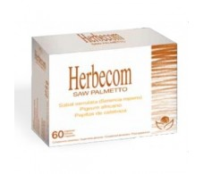 Herbecom Saw Palmetto 60 comprimidos