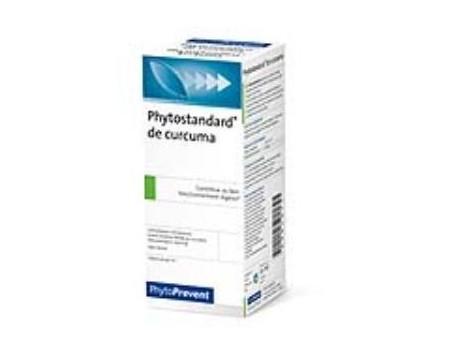 Pileje Phytostandard Cúrcuma 90ml