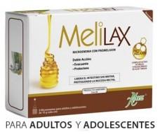 Aboca Melilax 6 microenemas desechables