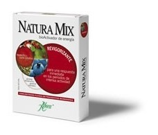 Revitalizing Aboca Natura Mix 10 single dose