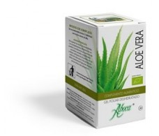 Aboca dehydrated leaf Aloe Vera Gel 40 tablets