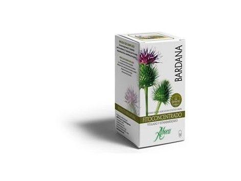 Burdock Aboca Fitoconcentrado 50 capsules