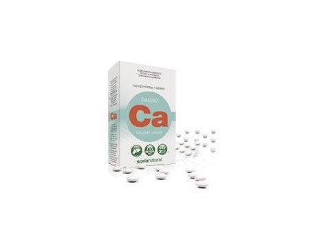 Soria Natural Calcium 30 tablets retard