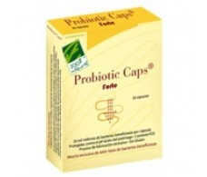100% Natural Probiotic Forte 30 cápsulas