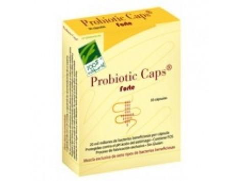 100% Natural Probiotic Forte 30 cápsulas