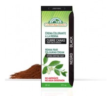 Corpore Sano Crema Colorante Henna Negro 60ml