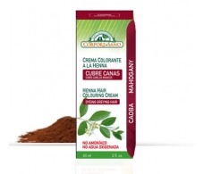Corpore Sano Dye Henna Mahogany Cream 60ml