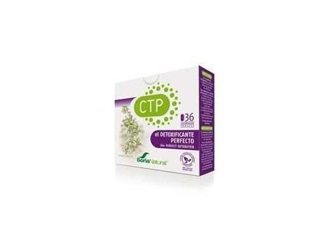 Soria Natural CTP Detoxor 36 comprimidos