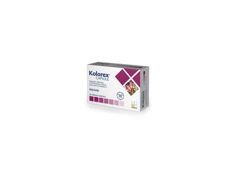 Cobas Kolorex ® Soft Gel 30 capsules