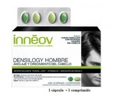 Inneov Densilogy Hombre 60 capsulas para 1 mes  - Antes masa capilar